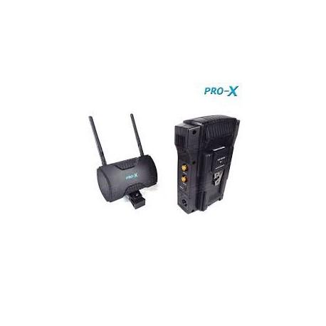 Sistema PRO-X Transmisión Wireless HD XW-HDU05-HDMI