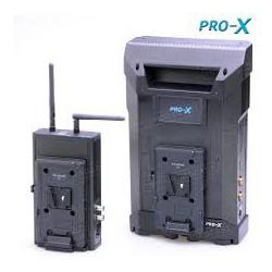 Sistema PRO-X Transmisión Wireless HD XW-HDU06