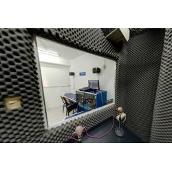 Cabina Audio Insonorizada