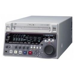 XDCAM SONY PDW-1500