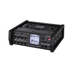 R-88: grabador y mezclador de 8 canales