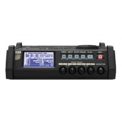 R-4 Pro 4-Channel Recorder with SMPTE Time Code and WAVE Editor