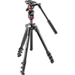 Kit MANFROTTO BEFREE LIVE