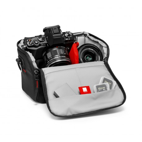 Bolsa de hombro MANFROTTO Essentials XS