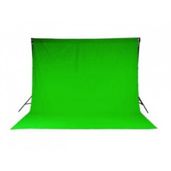 Tela Verde CHROMA 3x3 mt.