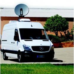 Unidad DSNG-IP HD-4K en BANDA Ka