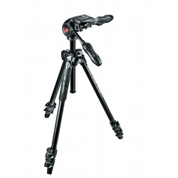 Kit MANFROTTO 290 Light con rótula 3 way