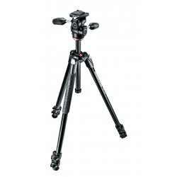 Kit MANFROTTO 290 Xtra con rótula 3 way