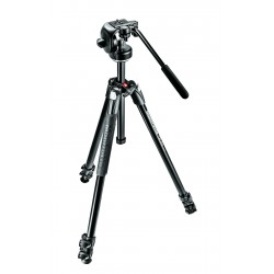 Kit MANFROTTO 290 Xtra con rótula fluida 2 way