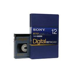 Betacam Digital 12 min. (BCT-D12)