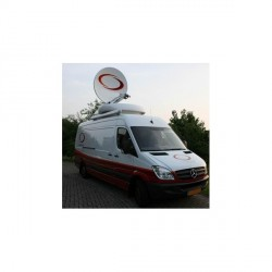 Redundant KU band HD DSNG