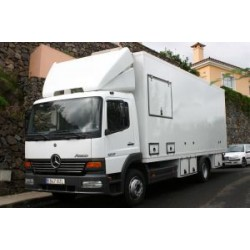 UM II MERCEDES BENZ ATEGO 6 Cam Digital